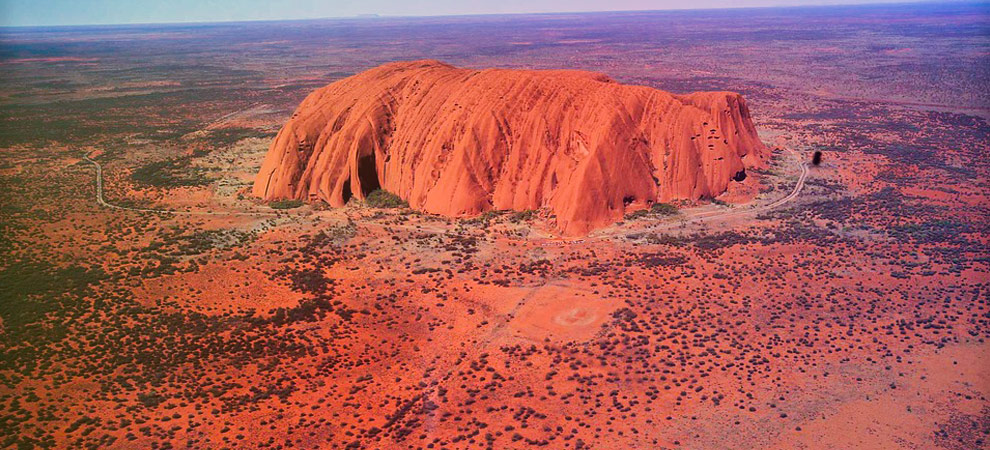 With Tourists Pouring In, the Natives Forced to Officially Ban Climbing Uluru