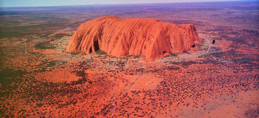 Officially Ban Climbing Uluru